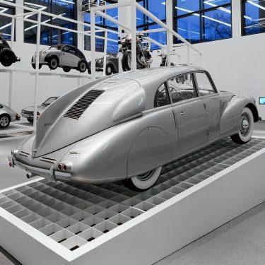 Tatra 87, 1937. Design: Hans Ledwinka. Foto: Rainer Viertlböck