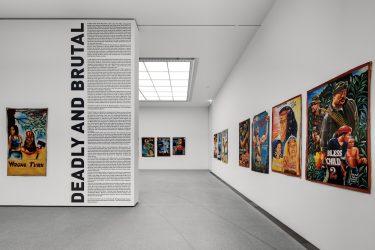 Blick in die Ausstellung. Foto: Rainer Viertlböck