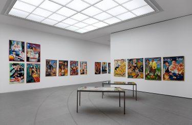 Exhibition view. Photo: Rainer Viertlböck