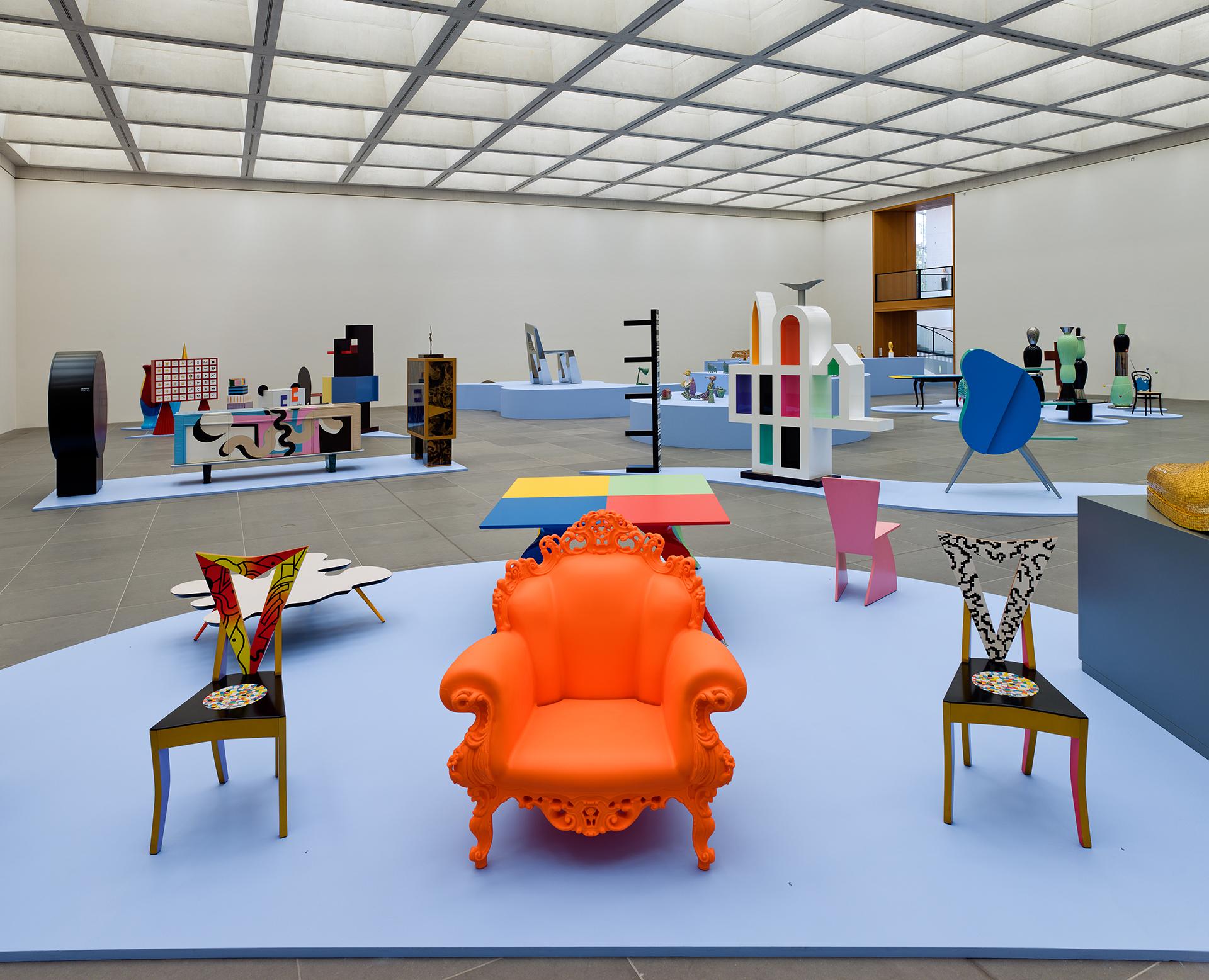 Design Alessandro Mendini.Die Neue Sammlung Alessandro Mendini Wunderkammer Design