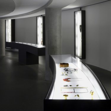 Blick in die Präsentation. Foto: Die Neue Sammlung – The Design Museum (A. Laurenzo)
