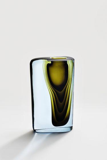 """Vase """"Contrappunto"""", c. 1959, Antonio Da Ros für Gino Cenedese, XXX. Biennale di Venezia, 1960"""