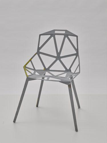 Konstantin Grcic, Prototyp #1 für chair_ONE, 1999/2000-2004 Foto: Gerhardt Kellermann © Konstantin Grcic