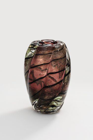 "Vase ""A spirale"", c. 1940, Ercole Barovier für Barovier & Toso, XXII. Biennale di Venezia, 1940"