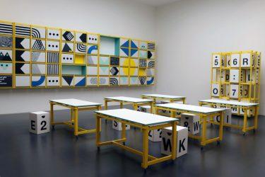 Pinakothek der Moderne. Raum für Workshops