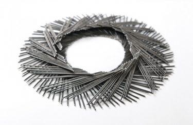 one Vigeland, Halsschmuck 1985/2000 Silber, geschwärzt Foto: Die Neue Sammlung - The Design Museum (A. Laurenzo)