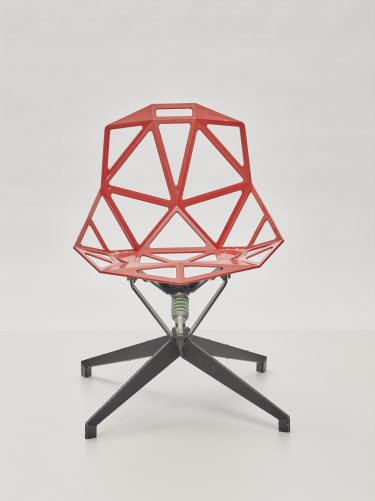 Konstantin Grcic, Prototyp #5 für chair_ONE, 1999/2000-2004 Foto: Gerhardt Kellermann © Konstantin Grcic